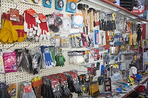 Tools and consumables!